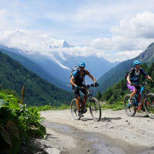 beitune E-MTB Tour du Mont Blanc