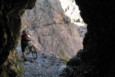 beitune Transalp Schmuggler Alpencross