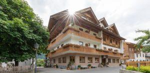 Das beitune Partnerhotel das Kleine Hotel im Zillertal ist einer unserer Startpunkte für die Transalpbei