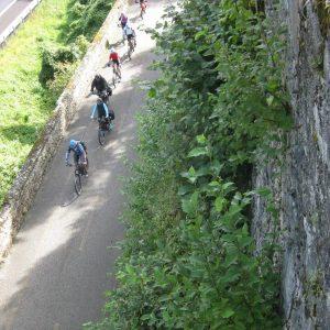 Die Radwege der Alpe Adria Genusstour laden zum Dahinrollen ein.